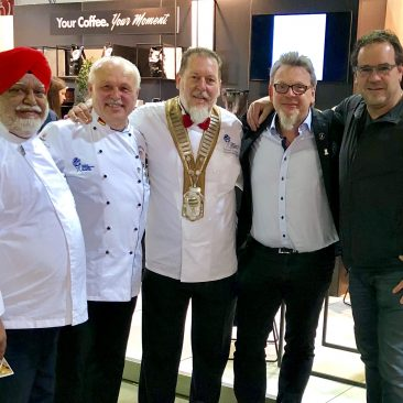 Culinary World Cup – Luxemburg 2018